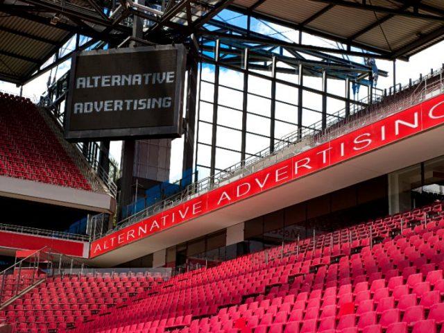 Alternative Advertising - servicii publicitare - campanii publictare - panouri publicitare