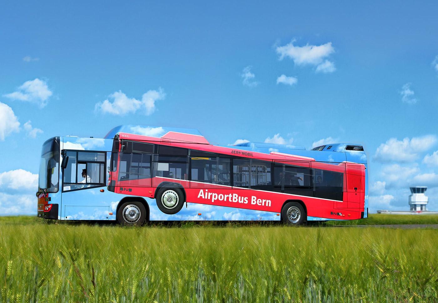 Airport Autobuz