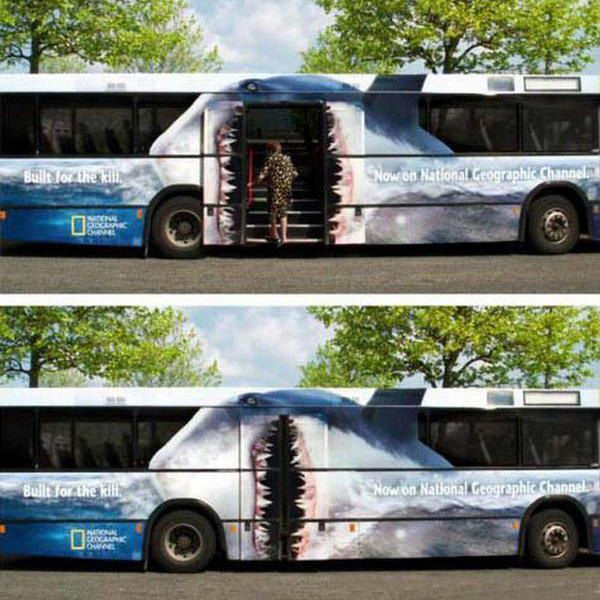 National Geographic Autobuz